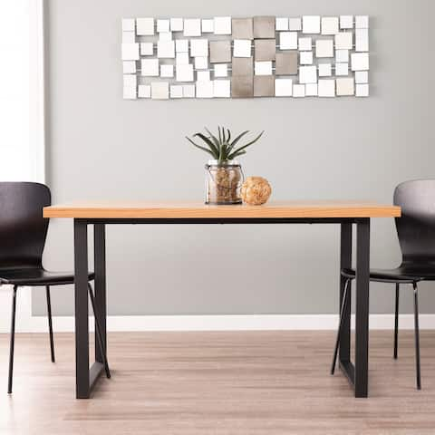 Holly & Martin Brayland Small Space Rectangle Dining Table