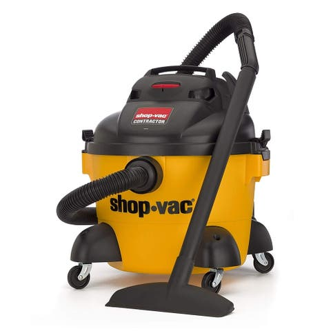 Shop-Vac 6 Gallon 3.0 Peak HP Contractor Wet Dry Vac