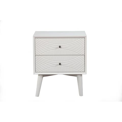 b9fde5b419 Buy Size 2-drawer Nightstands & Bedside Tables Online at Overstock ...