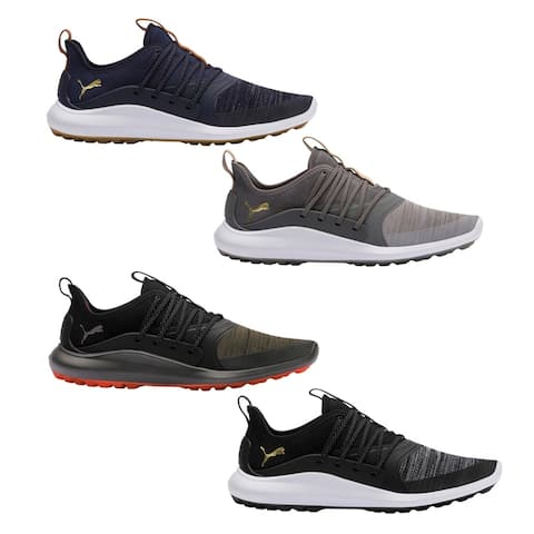 PUMA Ignite NXT Solelace Spikeless Golf Shoes