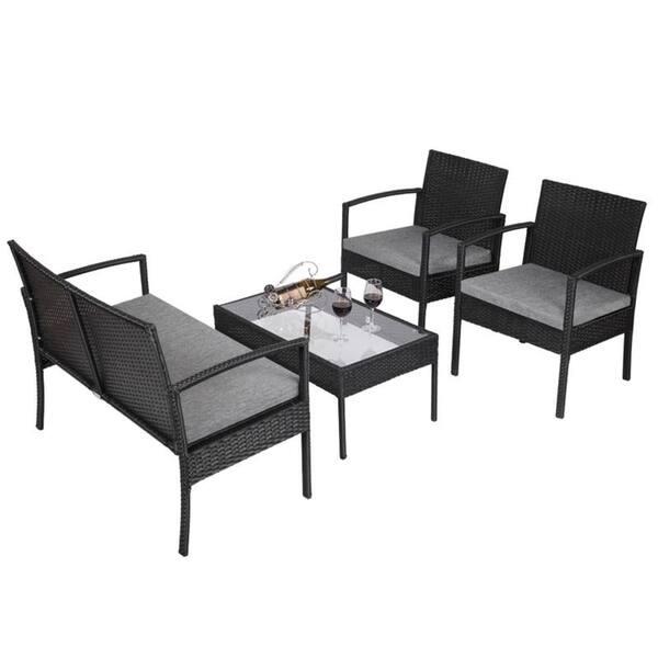 Oshion Garden Furniture Wicker