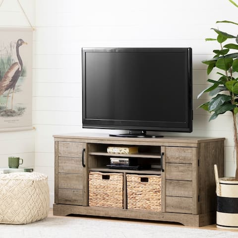 """South Shore Fitcher Tv Stand for TVs up to 65"""""""
