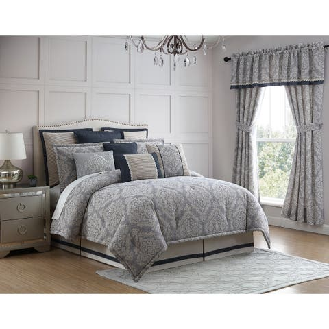 Veratex La Vida 4 Piece Comforter Set