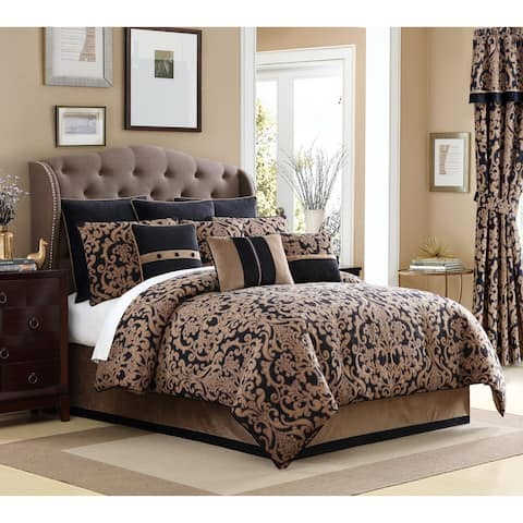Veratex Chambord 4 Piece Comforter Set