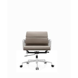 Plata Import Lark Grey Office Executive Chair with Wheels