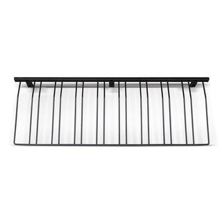 Epicureanist Wall-Mounted Display Rack