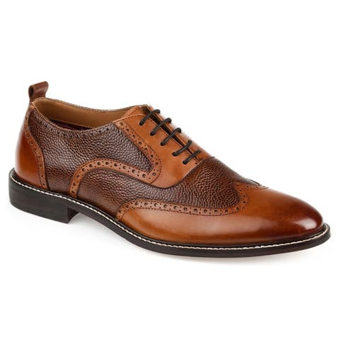 Thomas & Vine Men's Decker Wingtip Oxford