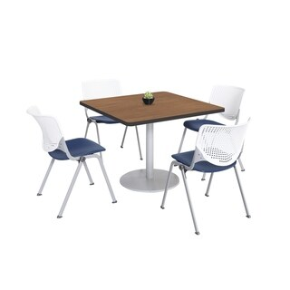 KFI KOOL Table & Chair set, Cherry Table Top