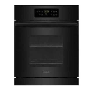 FRIGIDAIRE 24 IN Single Electric Wall Oven (Black - Electric)