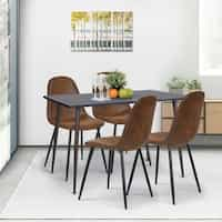 Carson Carrington Lafsekulla Vintage Dining Chair- Set of 4 Deals