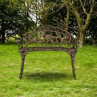 Pleasant Buy Outdoor Benches Online At Overstock Our Best Patio Gamerscity Chair Design For Home Gamerscityorg