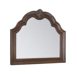 Paris Elegant Brown Mirror