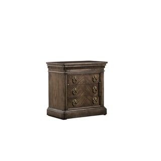 A.R.T. Furniture American Chapter Shadoweave Nightstand