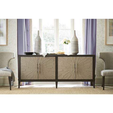 Universal Furniture Arabella Brown Wood Credenza