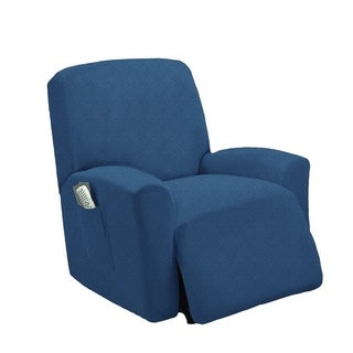 Pleasant Buy Blue Recliner Covers Wing Chair Slipcovers Online At Creativecarmelina Interior Chair Design Creativecarmelinacom