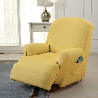 Groovy Buy Recliner Covers Wing Chair Slipcovers Online At Ibusinesslaw Wood Chair Design Ideas Ibusinesslaworg