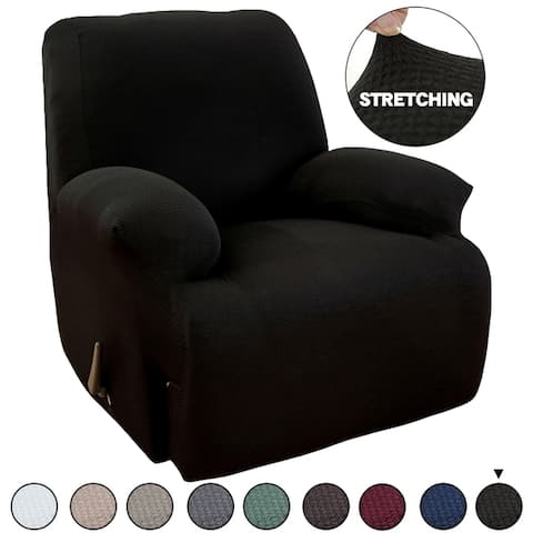 1 Piece Stretch Recliner Slipcover Stretch Fit Lazy Boy Recliner Cover