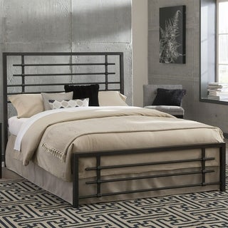 Kotter Home Industrial Modern Metal / Iron Bed