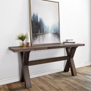 Carbon Loft Guerrero Reclaimed Pine Console Table