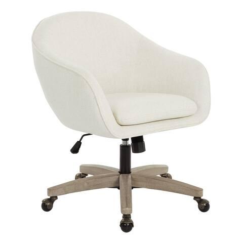 Carson Carrington Hjarsta Plush Office Chair