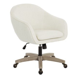 Link to Carson Carrington Hjarsta Plush Office Chair Similar Items in Office & Conference Room Chairs