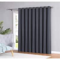 Madison Blackout Curtains EcoFriendly Fabric Blocking Drapes
