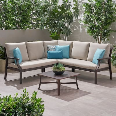 Beige Patio Furniture Clearance