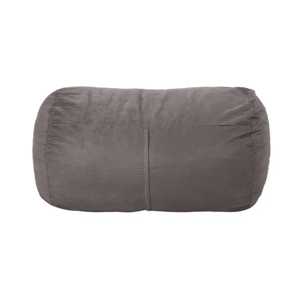 Awesome Shop Barry Traditional 4 Foot Suede Bean Bag Cover Only By Cjindustries Chair Design For Home Cjindustriesco