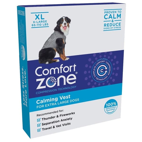 Shop Comfort Zone Dog Vet Free Shipping Today Overstock