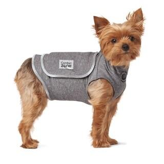 Comfort Zone Dog Vet (Grey - Extra Small)