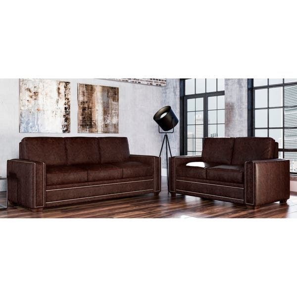 Tremendous Shop Made To Order Evelyn 100 Top Grain Leather Sofa And Gamerscity Chair Design For Home Gamerscityorg
