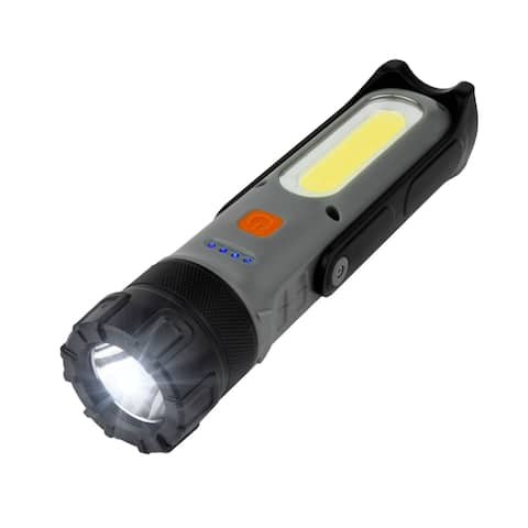 Wagan EL4306 Brite-Nite Spotlight LED Light with Rechargeable Battery