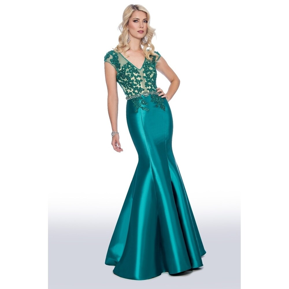 Stella Couture Prom Mermaid Dress