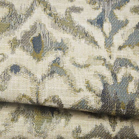 Kotter Home Etheria Midnight Upholstery Fabric by the Yard