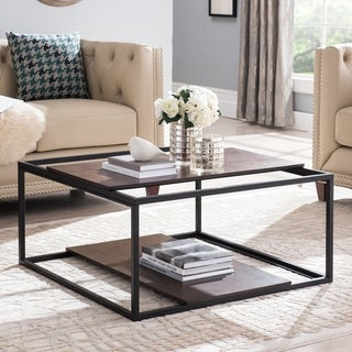 Link to Holly & Martin Decklan Sliding Shelf Coffee Table Similar Items in Living Room Furniture