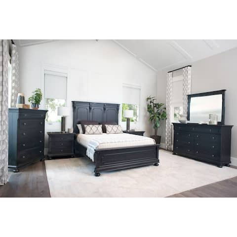 Buy King Size Black, Modern & Contemporary Bedroom Sets ...
