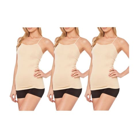 Women's Seamless Shaping Camisoles