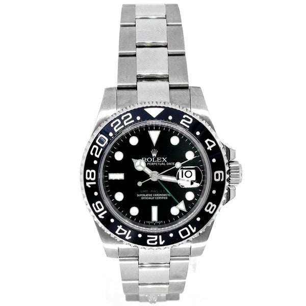 Pre-owned 40mm Rolex GMT-Master II Watch - N/A - N/A
