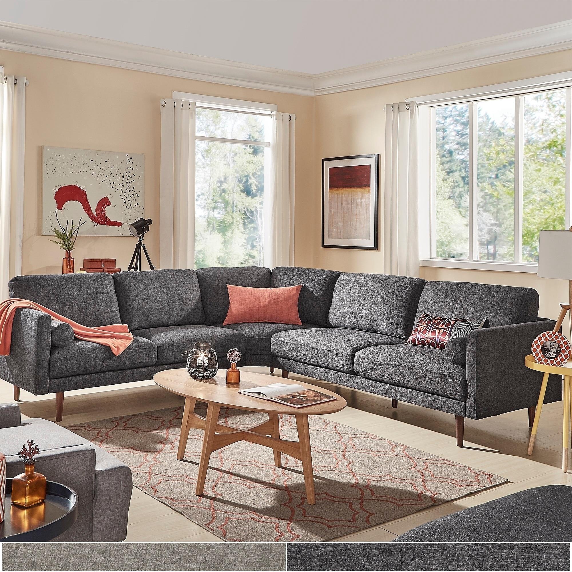 L Shape Sectional Sofa