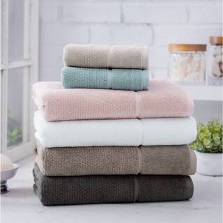 Porch & Den Loney Ultra Plush Turkish Cotton 6-Piece Towel Set