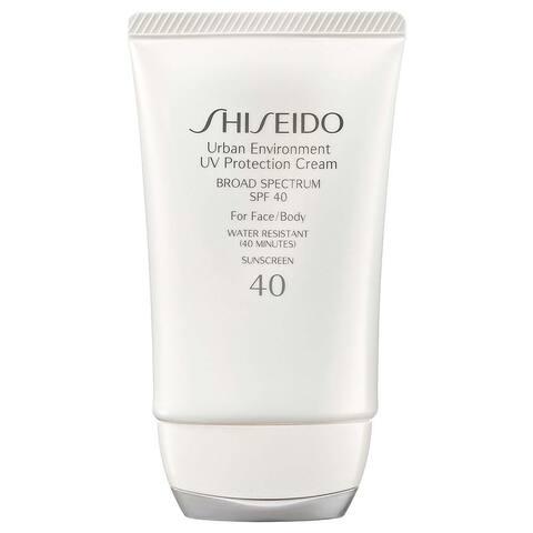 Shiseido Urban Environment UV 1.9-ounce Protection Cream SPF 40