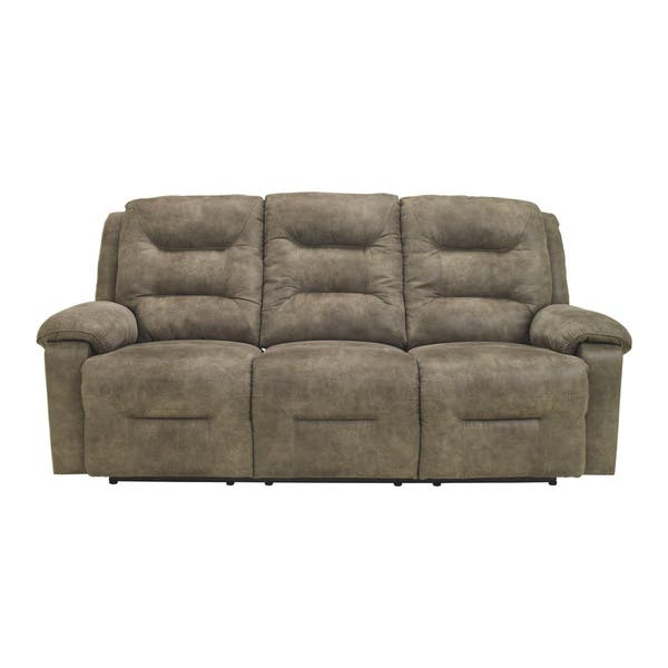 Astonishing Shop Copper Grove Odessa Smoke Grey Reclining Sofa On Sale Unemploymentrelief Wooden Chair Designs For Living Room Unemploymentrelieforg