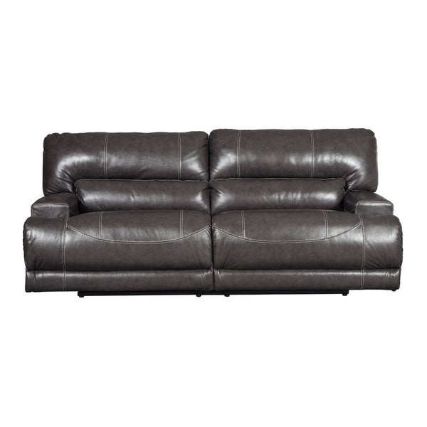 Shop McCaskill Contemporary 2 Seat Reclining Power Sofa