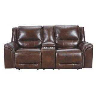 Shop Catanzaro Contemporary 2 Seat Power Reclining Sofa