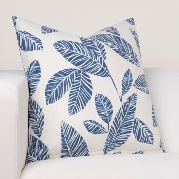 Ernest Hemingway Blue Lagoon Designer Throw Pillow. Opens flyout.