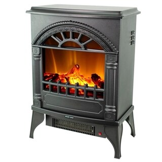 "EdenBranch 16"" Freestanding Electric Fireplace Stove"