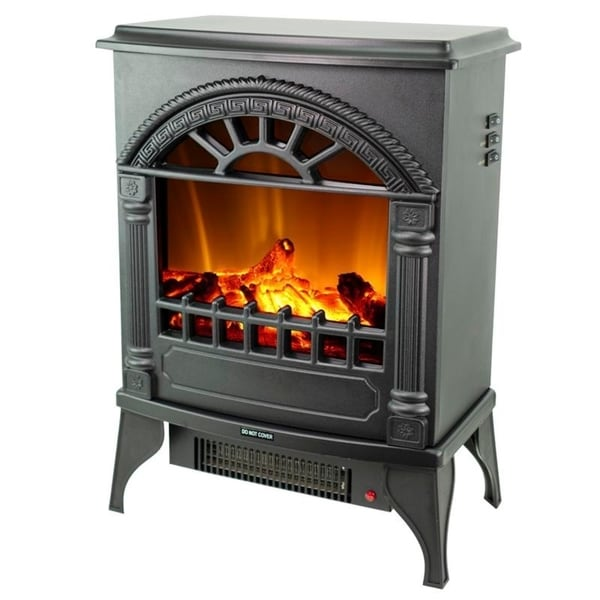 """EdenBranch 16"""" Freestanding Electric Fireplace Stove"""