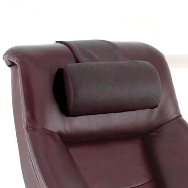 Copper Grove Laurent Top-grain Leather Cervical Pillow