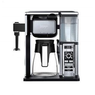Ninja Pod-free single serve coffee system w/ frother - Refurbished