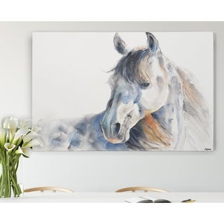 'Looking Back' Premium Gallery Wrapped Canvas